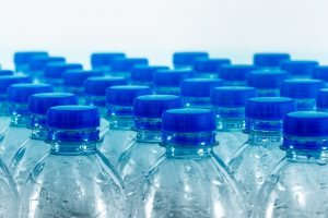 picture of water bottles that must be a part of your essentials box
