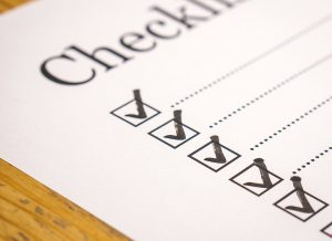stay in a good mood when moving to the Bronx by following your checklist. A checklist on a white paper