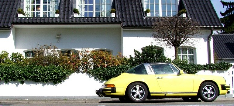 a home and a car