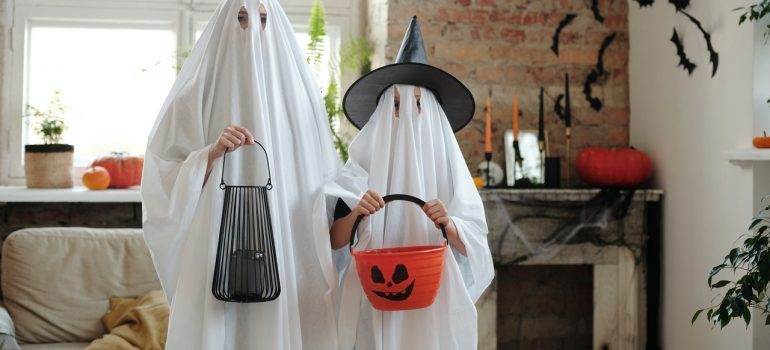 How to celebrate Halloween in NYC after you move in