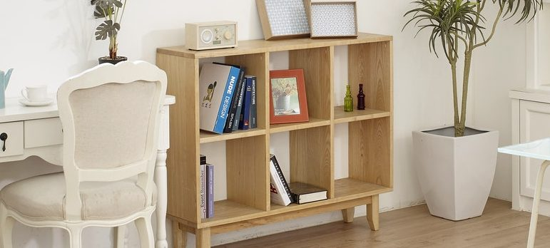 Disassemble what you can when moving wooden furniture