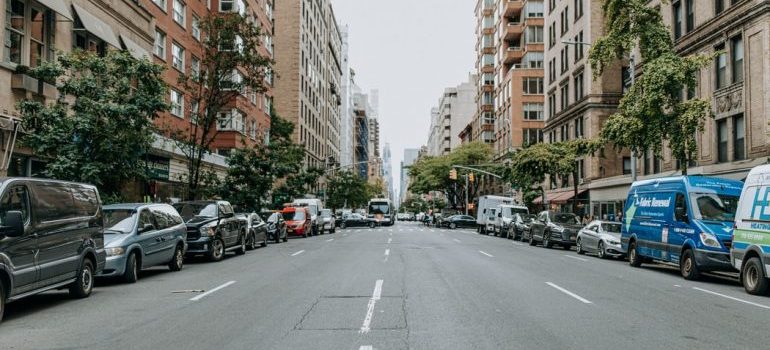 Streets in NYC